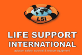 Life Support International, logo
