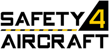 Safety 4 Aircraft Logo