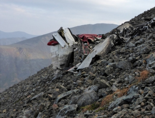 Colisión con Terrain Hageland Aviation Services, Cessna 208B, N208SD. CRM como una de las principales causas. Informe publicado por NTSB.